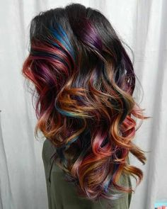 Most liked hair colors!