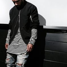 Follow BLVCK-ZOID for fashion repcode 'blvckzoid' at KARMALOOP for a discount