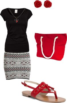 """""""Dramatic edge"""" by serenahilton on Polyvore"""