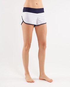 Best workout shorts ever! Lululemon speed shorts :)