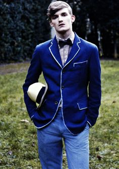 GQ Style Germany | Charlie Westerberg by Julian Broad
