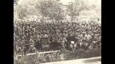Public de soldats, Mesnil-au-bois, 22 juillet 1916