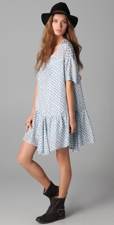 To me this looks like a hospital gown and it's $265, I find this hilarious :D
