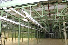Hala metalica - AUTOLIV BRASOV | duna-steel.ro Steel, Plants, Dune, Plant, Steel Grades, Planets, Iron
