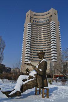 Romania Bucharest Intercontinental Hotel