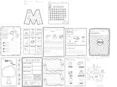 Minion, Preschool Activities, Bullet Journal, Letters, David, Creepypasta, Craft, Activities, 1st Grades