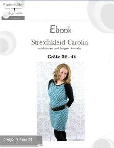 Fadenkäfer - Stretchkleid Carolin