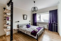 Bedroom - Get $25 credit with Airbnb if you sign up with this link http://www.airbnb.com/c/groberts22