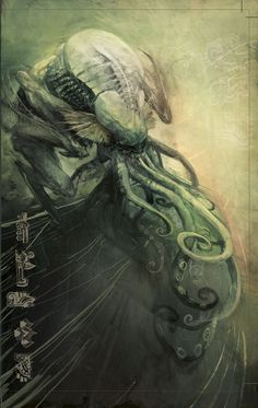cover art by CrankBot @ DeviantArt : a greek edition/translation of CTHULHU TALES vol1. and vol.2 comics,recently released by Jemma Press.