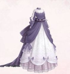 Anime Outfits, Mode Outfits, Girl Outfits, Old Fashion Dresses, Fashion Outfits, Pretty Outfits, Pretty Dresses, Anime Dress, Accesorios Casual