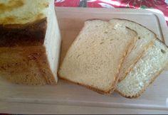 Fehér krumplis kenyér kenyérsütőben sütve Banana Bread, Food, Essen, Meals, Yemek, Eten