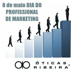 Parabéns a todos os profissionais de Marketing!  https://plus.google.com/+oticasribeiraregistro/posts/4xeRxmL3zxj