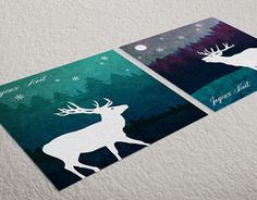 "Check out new work on my @Behance portfolio: ""Christmas cards"" http://on.be.net/1PcYPaK"