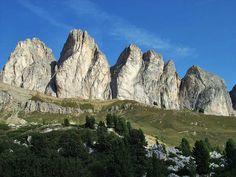 Sette Sassi - Arabba, Dolomites, IT | Photo by Consorzio Dolomiti