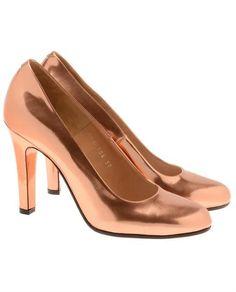 Copper/ Shoes