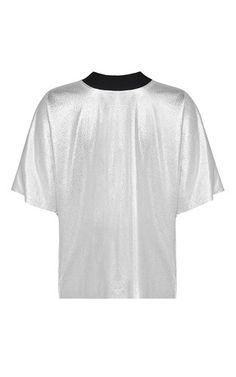 Foil Apex T-Shirt by Maticevski for Preorder on Moda Operandi