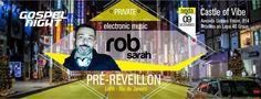 GospelNight - Private 2016 Pré Reveillon  HOJEEEEE - LAPA - Rio de Janeiro