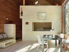 clean, warm space