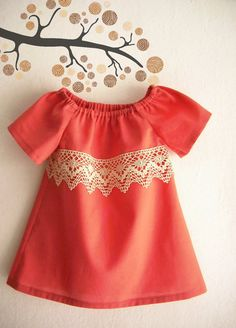 Baby Summer Dress/ Toddler Dress/ Children's Clothes/ 0-3 months, 6-12 months,12-18 months,