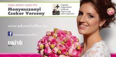 A kiállításon idén találkozhatsz BREE menyasszonyi csokorral is:)))