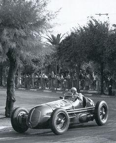 Carlo Felice Trossi - Maserati 8CTF - 1938 Coppa Ciano