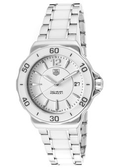 Buy Watches Online: Men's watches, brand name watches, discount watches, watches on sale, mens watch brands and ladies watches. Daily Deals on Men's watches & watches for women + the best service guarantee. Tag Heuer Quartz, Tag Heuer Formula, Diamonds And Gold, Beautiful Watches, Stainless Steel Bracelet, Ring Earrings, Fashion Watches, Rolex Watches, Bracelet Watch