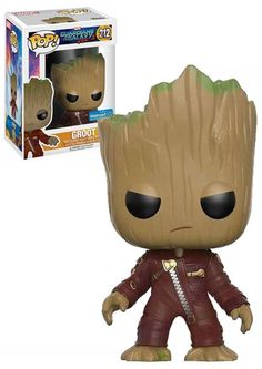 Marvel Guardians Of The Galaxy Vol. 2  212 Groot (Angry c21318aa733