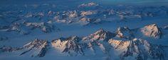 Ski climb adventure in Wrangell St Elias National Park Alaska with Wild Alpine Guides