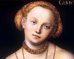Cranach, Justice, 1537