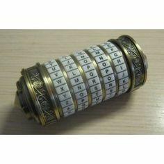 Mini Cryptex Da Vinci Code
