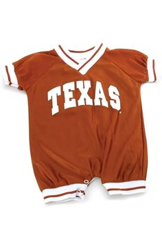 University Co-op Online   Texas Longhorns Romper