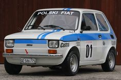 The Fiat 126 is one of those cars that was reasonably anonymous through ubiquity in its heyday, but is of increasing interest these days d. Fiat 500, Sports Car Racing, Race Cars, Car Polish, Fiat Abarth, Steyr, Car Makes, Rally Car, Car Pictures