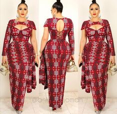 Ankara Styles For Women, Latest Ankara Styles, Ankara Gowns, Ankara Dress, African Fashion Dresses, African Dress, African Traditional Wedding, Ankara Skirt And Blouse, Aso Ebi Styles