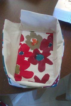 ¿Quieres aprender a hacer tus propias Cajas de Telas ? Pues aquí encontrarás todos los pasos para hacer unas cajas de telas para tu casa,...