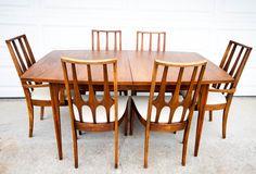 San Jose: Mid Century Brasilia Dining Set $1800 - http://furnishlyst.com/listings/1136952