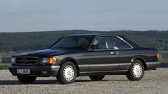 1985-1991 MERCEDES-BENZ 560 SEC (C126) specifications | Classic and Performance Car