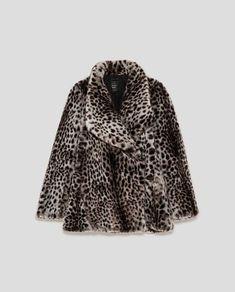 Designer Clothes, Shoes & Bags for Women Fur Jacket, Fur Coat, List Style, My Style, Leopard Animal, Dress Codes, Faux Fur, Collection, Jackets