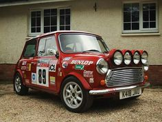Mini Coopers, Mini Stuff, Motor Car, Cars And Motorcycles, Rally, Minis, Slot, Classic Cars, British