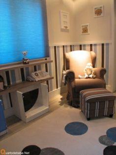 decoracao quarto bebe azul