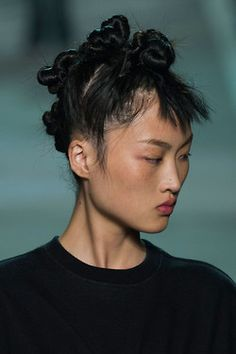 Jing Wen @ Marc by Marc Jacobs Spring 2015