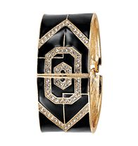 FOREVER selected by Paula Abdul Deco Cuff Bracelet