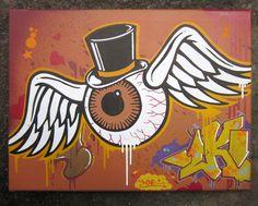flying eyeball - Google Search