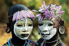 african tribal fashion - Google Search
