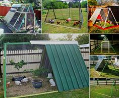 Wonderful Diy Recycled Chicken Coops