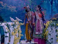Radha Krishna Pictures, Radha Krishna Photo, Krishna Photos, Radhe Krishna, Cute Krishna, Latest Pics, Wallpaper, Pikachu, Anniversary