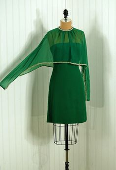 Dress  Marc Bohan for Dior, 1960s  Timeless Vixen Vintage