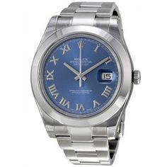 http://www.replicawatchguide.co/replica-more-brands/replica-rolex/replica-rolex-datejust-ii-blue-dial-stainless-steel-116300.html