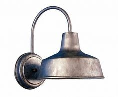Image result for barn style bathroom sconce