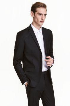 Blazer en laine Regular fit | H&M