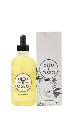 Olio E Osso Oil Cleanser A simple and pure cleansing oil. This cleanser is a responsibly harvested, sustainable and minimally processed formulation that is ultra nourishing to your skin. It is non-str